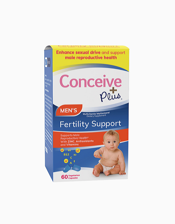 Men's Fertility Support (60 Capsules) by Conceive Plus