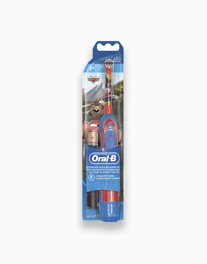Oral B Stages Power Battery-Operated Toothbrush by Oral-B | Cars