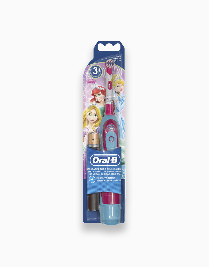 Oral B Stages Power Battery-Operated Toothbrush by Oral-B | Disney Princesses