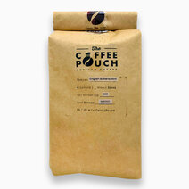 English Butterscotch Ground Beans by The Coffee Pouch Artisan Coffee