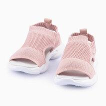 Luanda Sandals for Girls - Pink by Meet My Feet