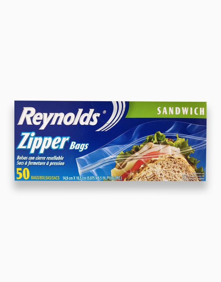 Zipper Storage Bag (Small) - 50 Pcs. by Reynolds