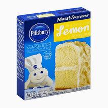 Moist Supreme Lemon Cake Mix (15.25oz) by Pillsbury