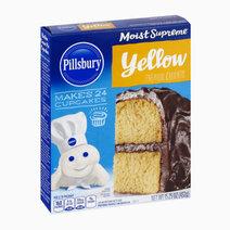 Moist Supreme Yellow Cake Mix (15.25oz) by Pillsbury