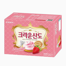 Re crown sando strawberry cream flavor %28161g%29