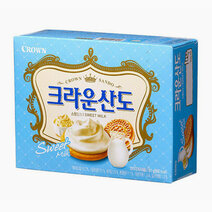Crown Sando Sweet Milk Flavor (161g) by Crown