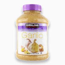 Minced California Garlic (1.36kg) by Kirkland
