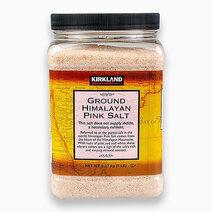 Ground Himalayan Pink Salt (2.27kg) by Kirkland