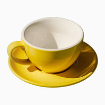 Egg Coffee/Tea Cup & Saucer 300ml by Orion.