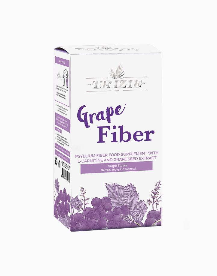 Grape Fiber (20g x 10 Sachets) by Trizie
