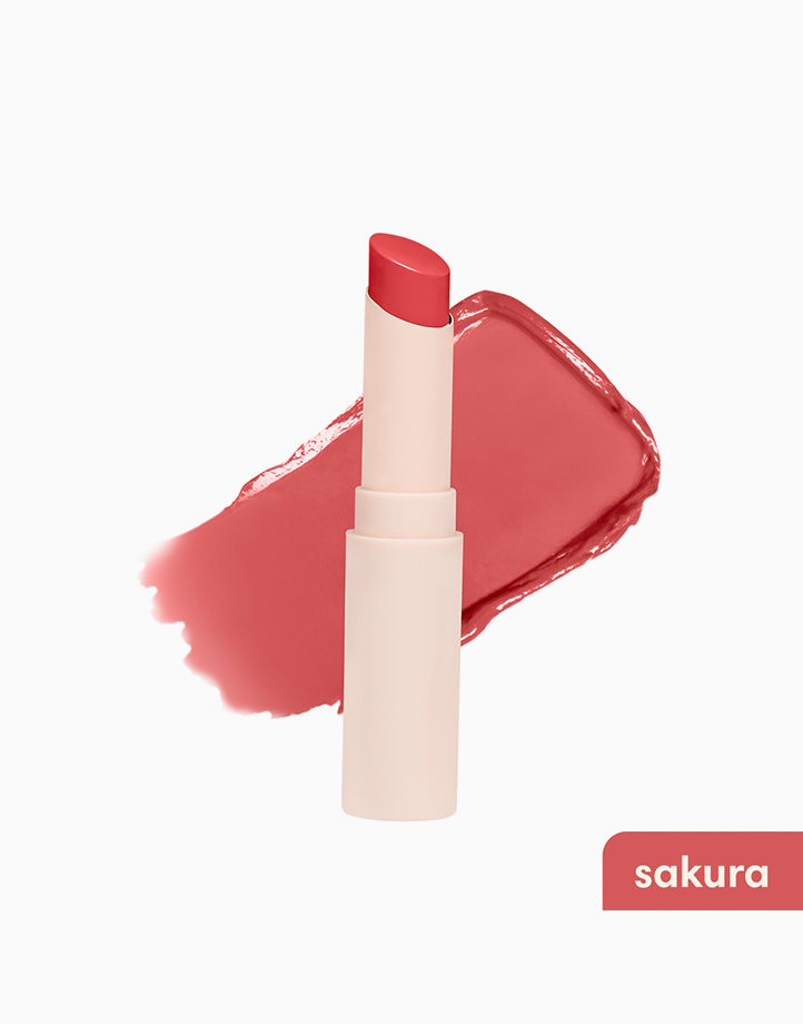 Sunnies Face Lip Treat [Moisturizing Tinted Lip Balm] (Sakura) by Sunnies Face