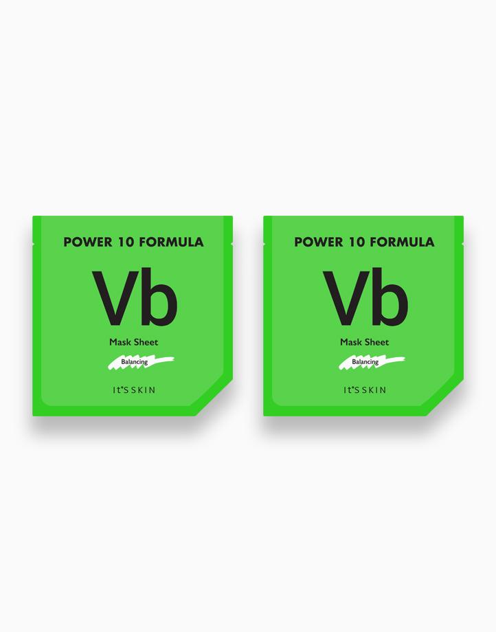 Power 10 Formula Niacinamide Serum Mask (Buy 1, Take 1) by It's Skin
