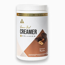 Grass Fed Keto Creamer w/ Collagen Chocolate Hazelnut (15 Servings) by LevelUp Nutra