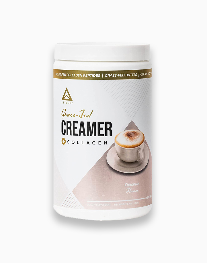 Grass Fed Keto Creamer with Collagen Original (15 Servings) by LevelUp Nutra