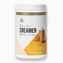 Grass Fed Keto Creamer w/ Collagen Pumpkin Spice Latte (15 Servings) by LevelUp Nutra