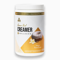 Grass Fed Keto Creamer w/ Collagen Vanilla (15 Servings) by LevelUp Nutra