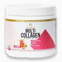 Multi Collagen Beauty Powder Strawberry Lemonade (10 Servings) by LevelUp Nutra