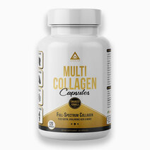 Multi Collagen Beauty (120 Capsules) by LevelUp Nutra