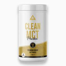 Re clean mct oil powder