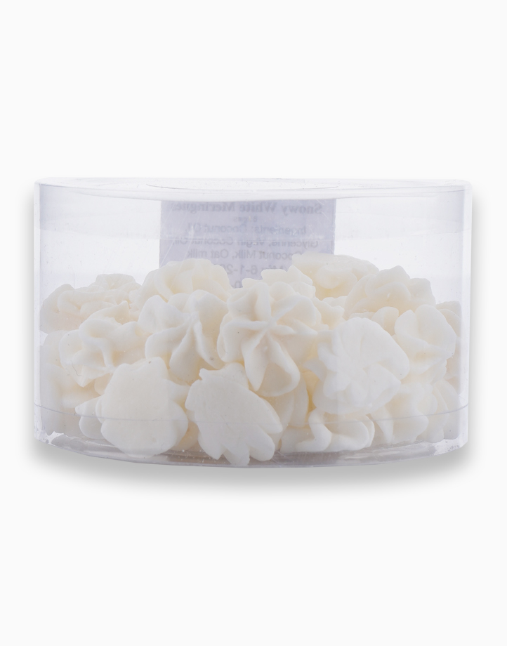 Snowy White Meringues by The Soap Farm