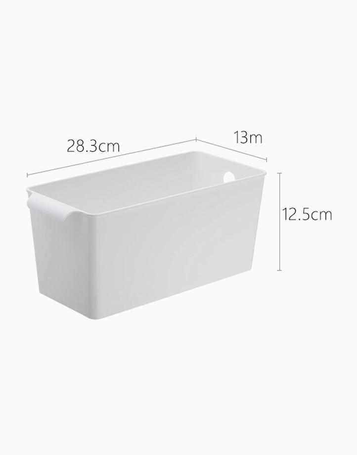 Shimoyama Plastic Storage Basket by Simply Modular