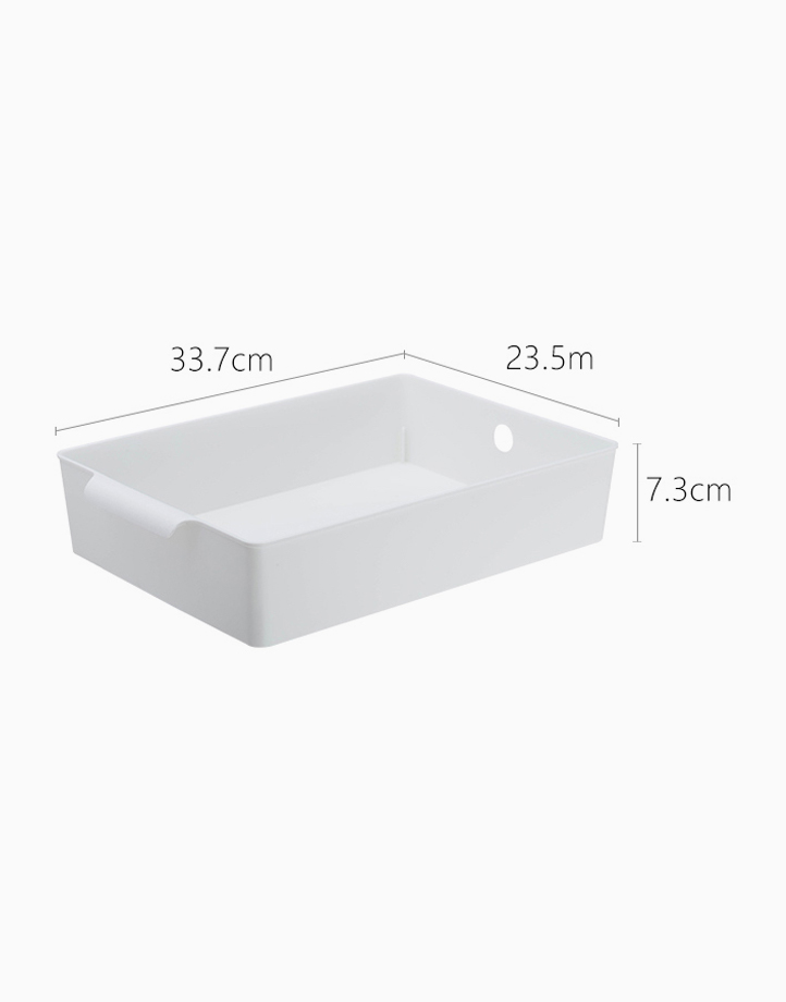 Shimoyama PP Storage Basket (Shallow) by Simply Modular