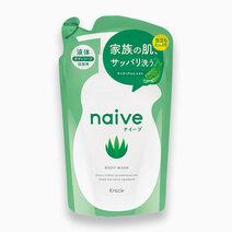 Naïve Body Wash Refill Pack - Aloe (380ml) by Kracie