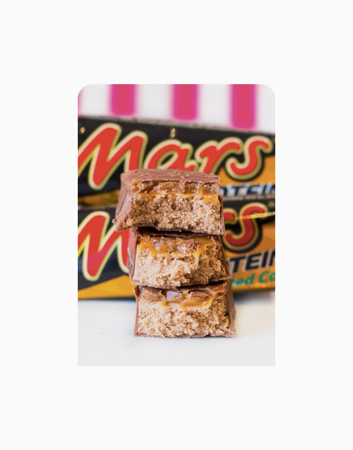 Mars Hi-Protein Bars - Salted Caramel (59g) by Mars Protein