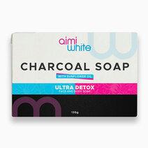 Aimi white charcoal soap 1