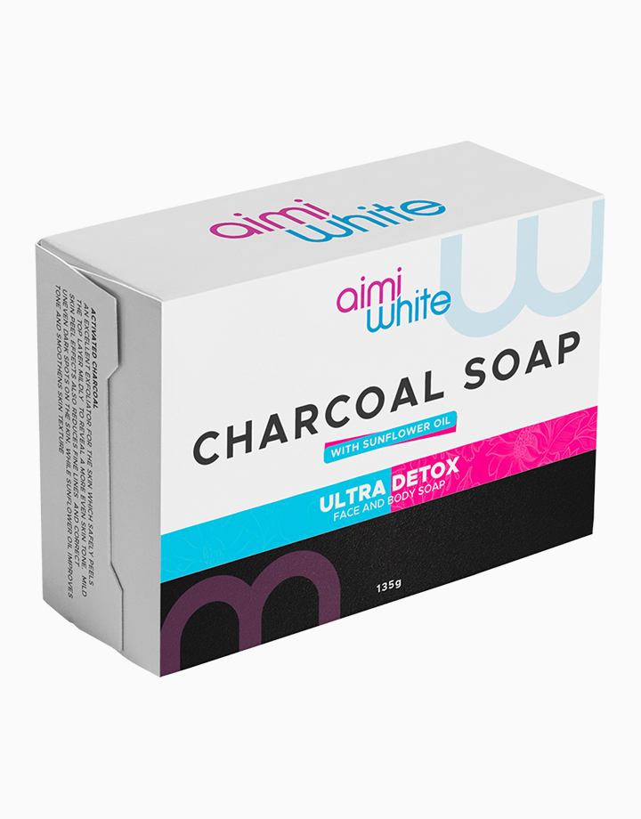 Aimi White Charcoal Soap by Aimi White
