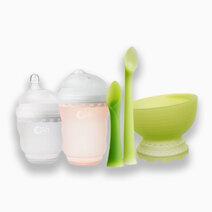 Essential Feeding Starter Set (5-Piece) by Olababy