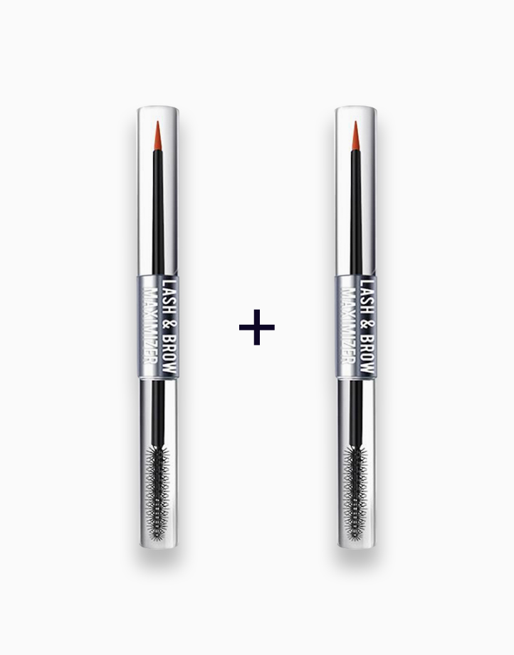 Lash & Brow Maximizer Serum (Buy 1, Take 1) by Dermax Professional