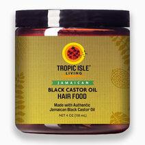 Jamaican Black Castor Oil Hair Food (4oz/118ml) by Tropic Isle