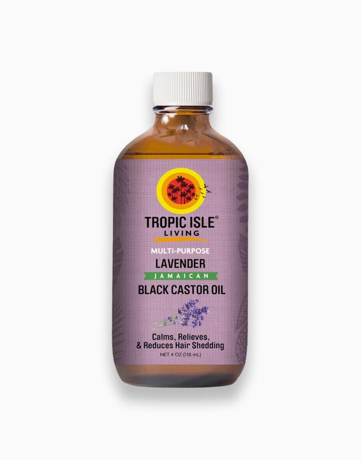 Lavender Jamaican Black Castor Oil (4oz / 118ml) by Tropic Isle