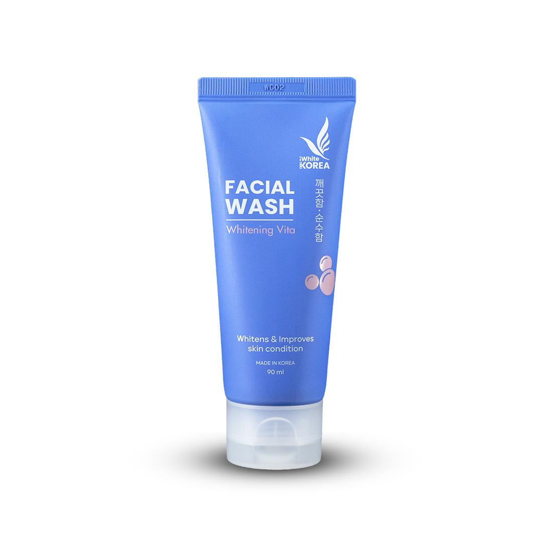 Facial Wash Whitening Vita (90ml) by iWhite Korea