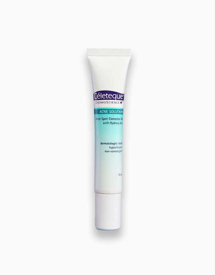 Acne Solutions Acne Spot Corrector Gel (15mL) by Celeteque DermoScience
