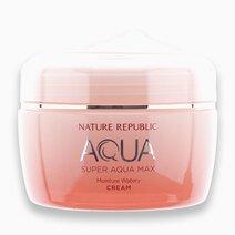Super Aqua Max Moisture Watery Cream (80ml) by Nature Republic