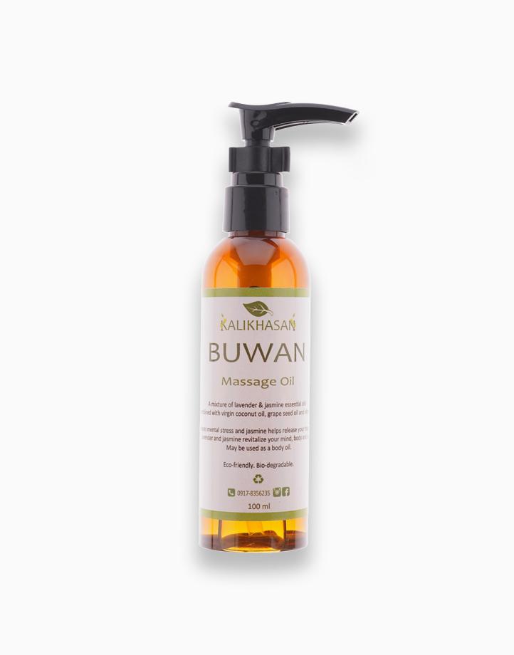 Buwan Massage Oil (100ml) by Kalikhasan Eco-Friendly Solutions