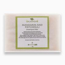 Mandarin & Patchouli Shampoo Bar (70g) by Kalikhasan Eco-Friendly Solutions