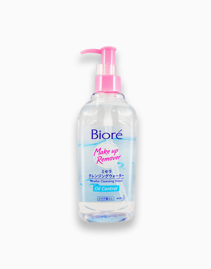 Micellar Cleansing Water: Oil Control (300ml) by Biore
