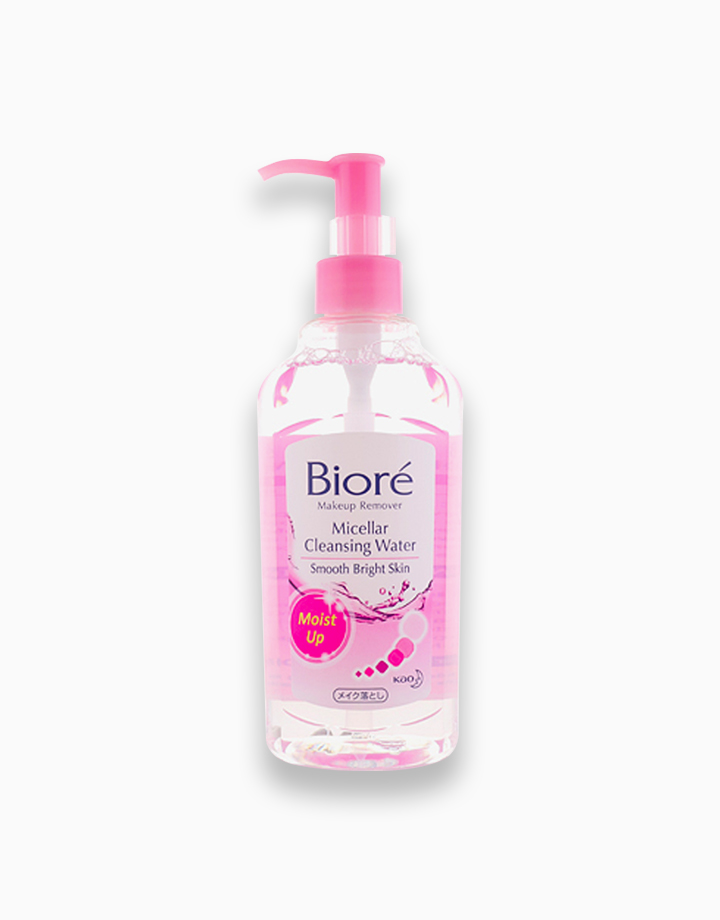 Micellar Cleansing Water: Moist Up (300ml) by Biore