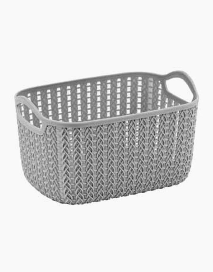 Knit Basket (4L) by Nest Design Lab