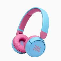 JR310BT Kids Wireless On-Ear Headphones by JBL