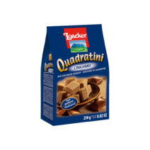 Quadratini Kakao (250g) by Loacker
