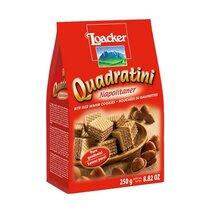 Quadratini Napolitaner (250g)  by Loacker