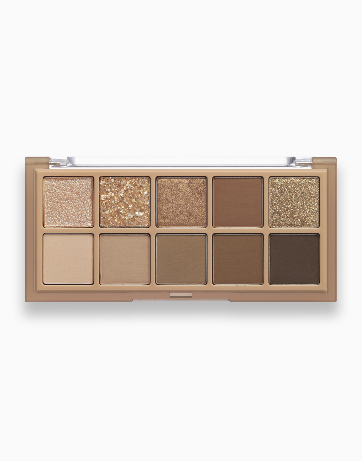 Better Than Palette by Rom&nd   02 Mahogany Graden