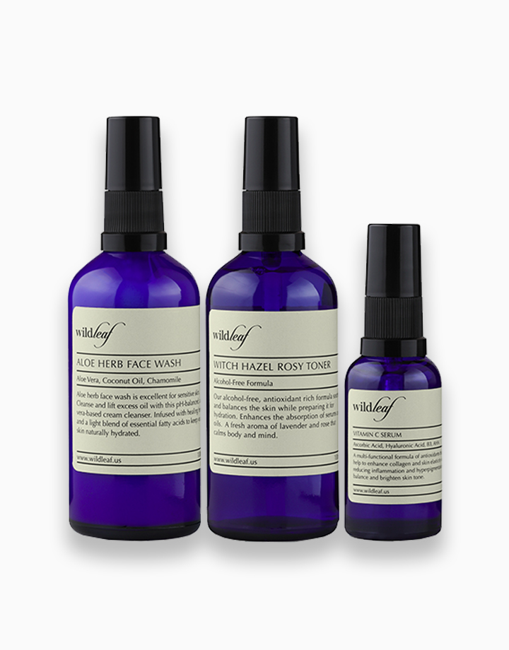 The Basic Care Set by Wildleaf