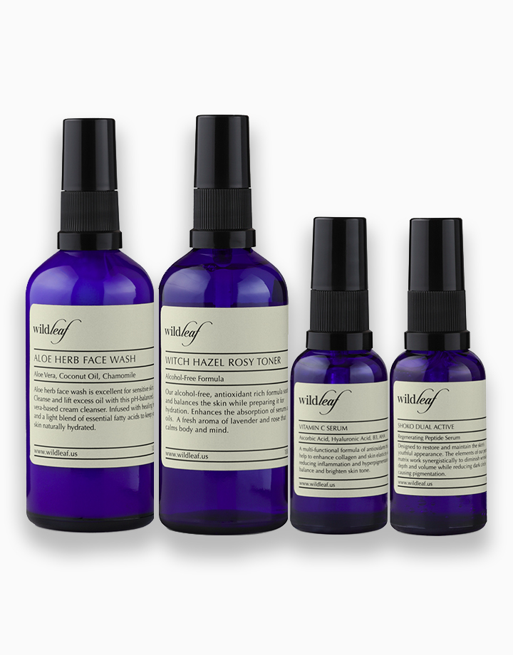 The Anti Aging Care Set by Wildleaf