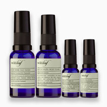 The Anti Aging Care Set (Trial Size) by Wildleaf