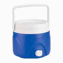 2 Gallon Party Stacker Beverage Cooler With Drip Resistant Faucet by Coleman
